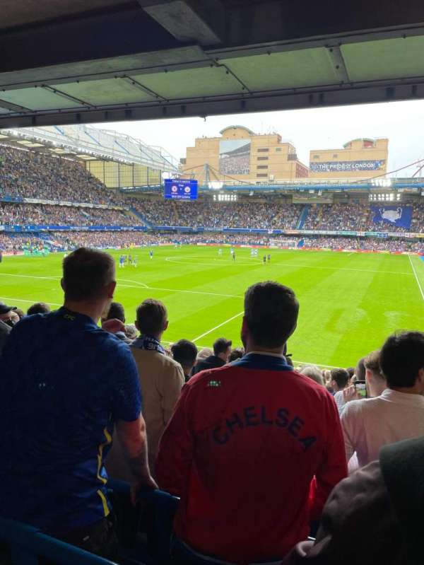 Stamford Bridge, secção: MATTHEW HARDING LOWER, fila: BB, lugar: 309
