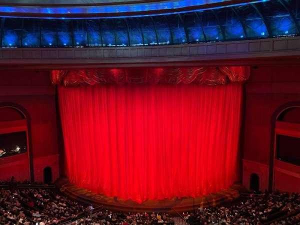 O Theatre, secção: 303, fila: AA, lugar: 23