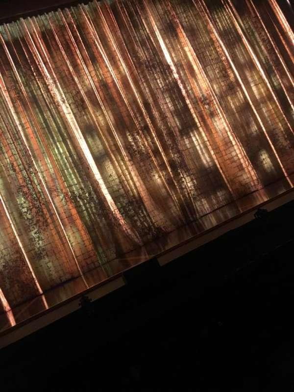 Bord Gáis Energy Theatre, secção: Stalls, fila: C, lugar: 19