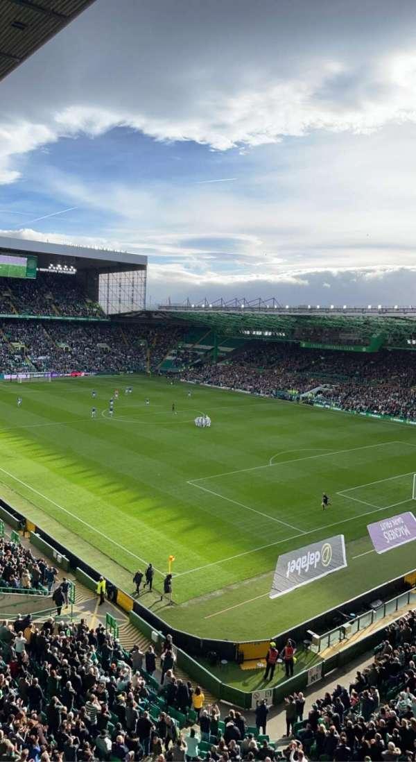 Celtic Park, secção: 444, fila: A, lugar: 16