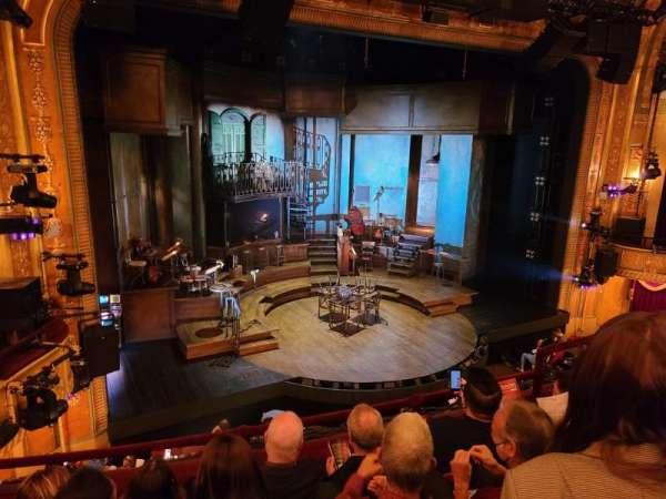 Walter Kerr Theatre, secção: Balcony L, fila: D, lugar: 11