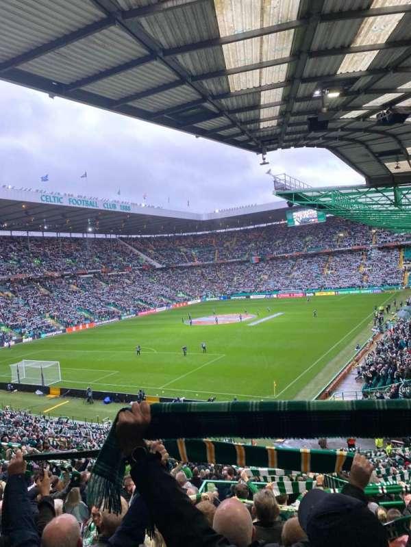 Celtic Park, secção: 123, fila: MM, lugar: 31