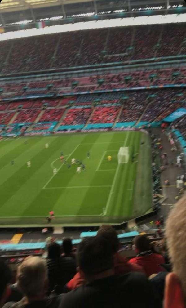 Wembley Stadium, secção: 523