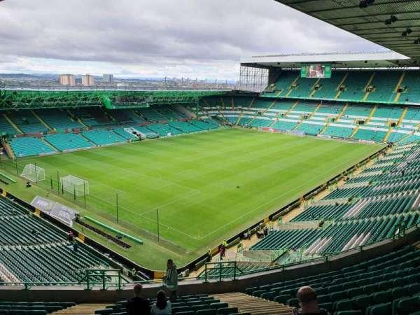 Celtic Park, secção: 412, fila: DD, lugar: 32
