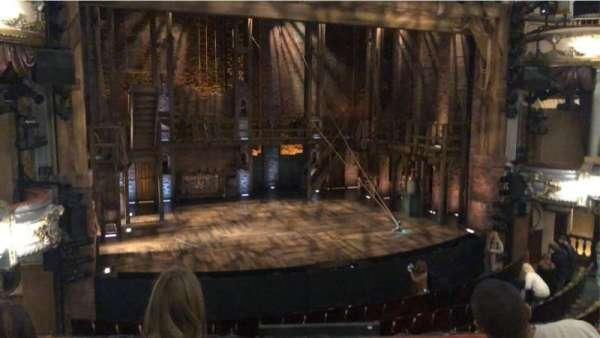 Victoria Palace Theatre, secção: Royal Circle, fila: C, lugar: 31