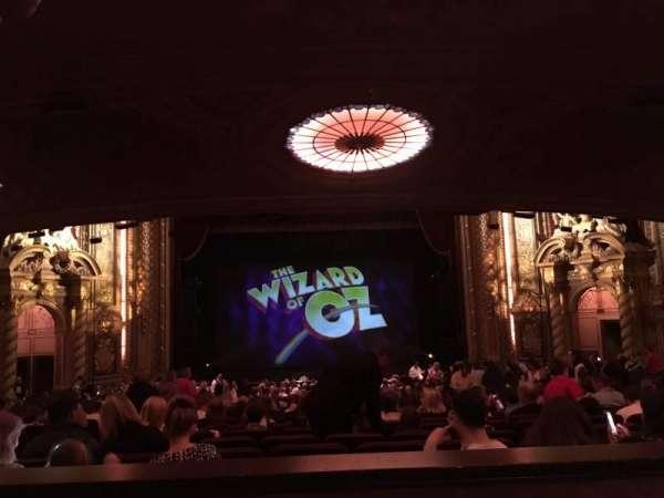 Wang Theatre, secção: ORCHC, fila: EE