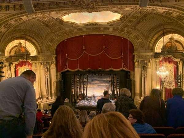 Citizens Bank Opera House, secção: Mezzanine RC, fila: N, lugar: 106