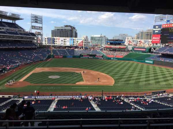 Nationals Park, secção: Lincoln Suite 27, fila: Suite, lugar: 16