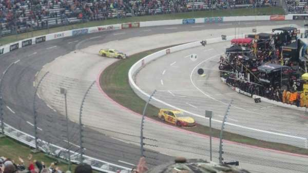 Martinsville Speedway, secção: Clary Earles Tower MM, fila: 29, lugar: 1