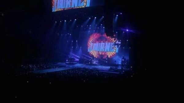PNC Arena, secção: 120, fila: N, lugar: 14