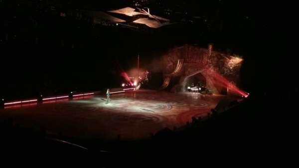 Greensboro Coliseum, secção: 120, fila: NN, lugar: 11
