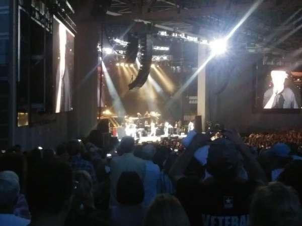 PNC Music Pavilion , secção: 9, fila: W, lugar: 35