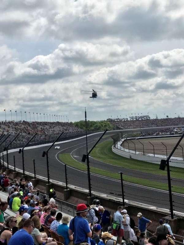 Indianapolis Motor Speedway, secção: N. W. Vista, fila: 33