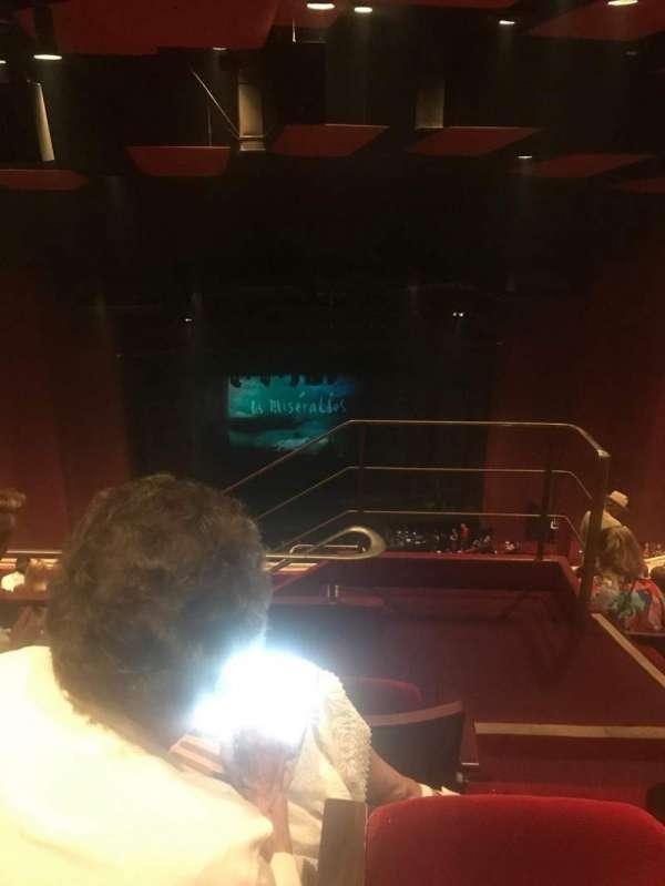 San Diego Civic Theatre, secção: RBLCL2, fila: X, lugar: 17