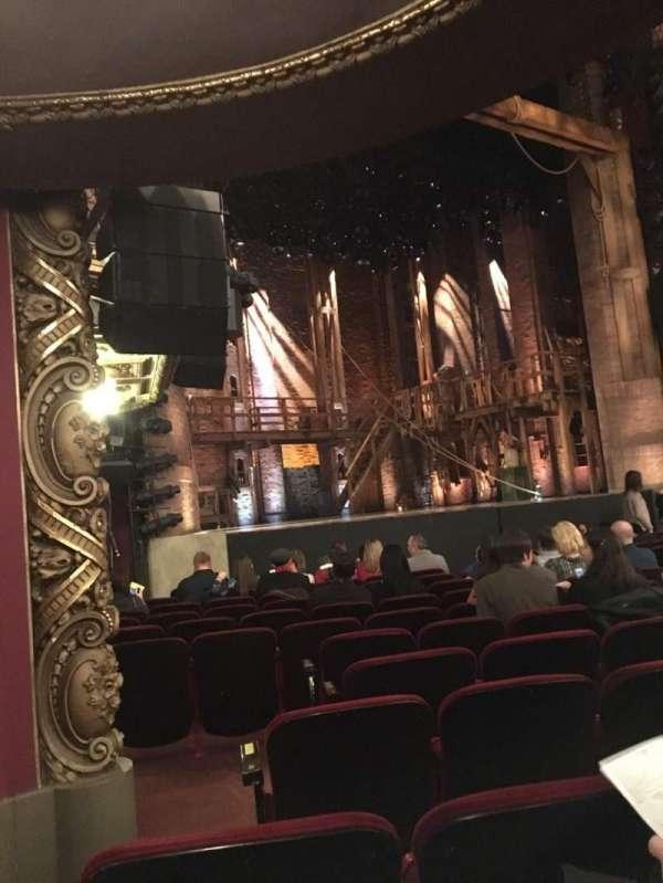 CIBC Theatre, secção: Orchestra L, fila: N, lugar: 23