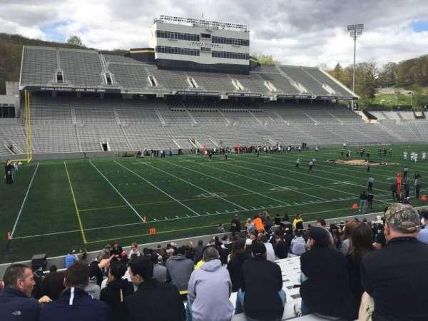 Michie Stadium, secção: 32, fila: X, lugar: 14