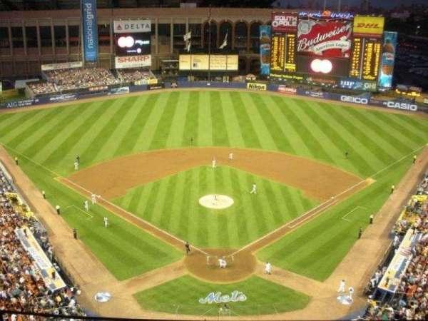 Shea Stadium, secção: 2, fila: G, lugar: 4