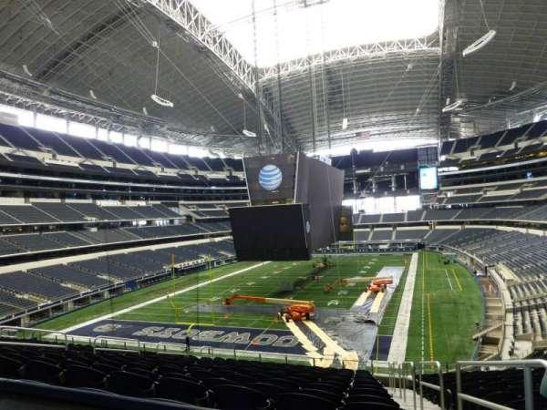 AT&T Stadium, secção: 245