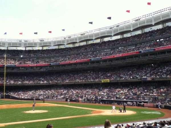 Yankee Stadium, secção: 025, fila: 13, lugar: 5