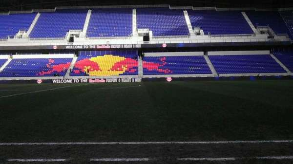 Red Bull Arena (New Jersey), secção: 110