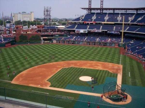 Citizens Bank Park, secção: 228, fila: 7, lugar: 1-2