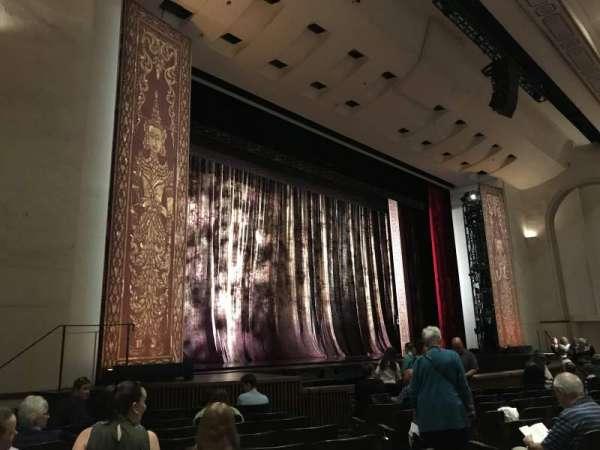 Centennial Hall, secção: ORCHL, fila: K, lugar: 504