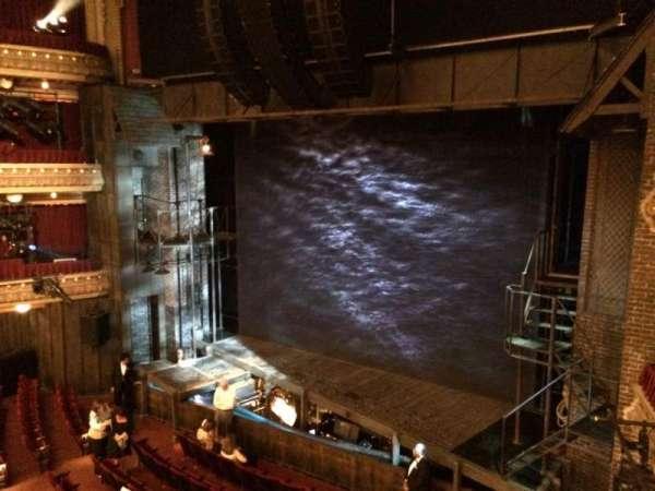 CIBC Theatre, secção: Mezzanine R, fila: A, lugar: 6