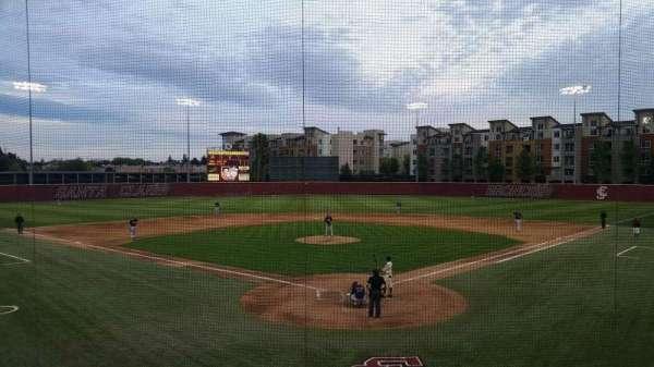 Stephen Schott Stadium, secção: Suite, fila: A, lugar: 5