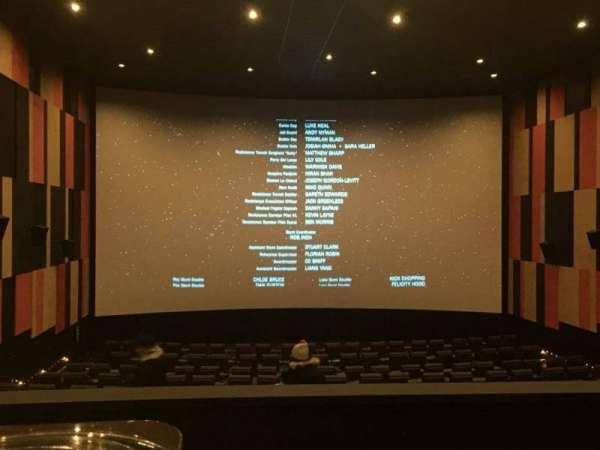 AMC Riverside 9, secção: Theater 2, fila: K, lugar: 13