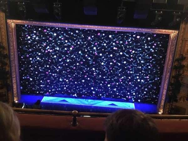 Longacre Theatre, secção: Balcony C, fila: C, lugar: 104