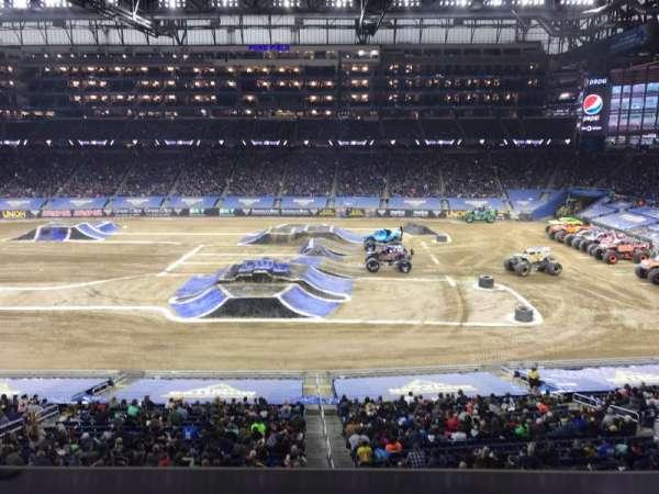 Ford Field, secção: 232, fila: 1, lugar: 15