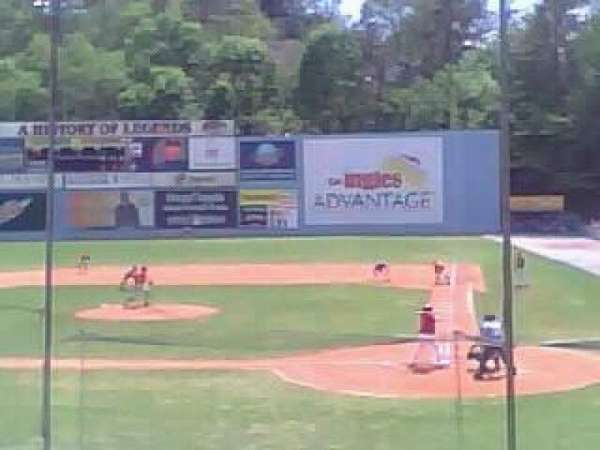 McCormick Field, fila: 5