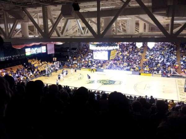 Bison Sports Arena, secção: C, fila: 17, lugar: 9