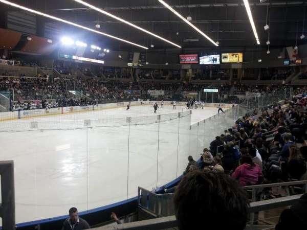 Scheels Arena, secção: 111, fila: H, lugar: 23