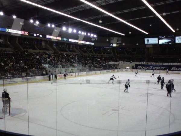 Scheels Arena, secção: GA, fila: GA