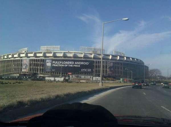 Rfk Stadium, secção: 113, fila: aa, lugar: 13