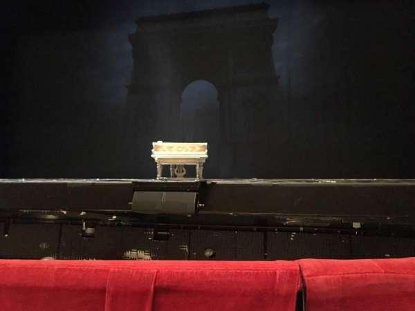 Nederlander Theatre (Chicago), secção: Orchestra C, fila: A, lugar: 114-115