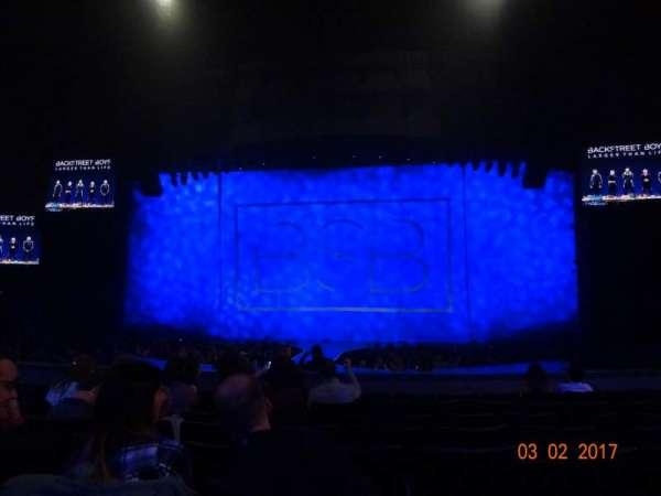 Zappos Theater, secção: 103, fila: H, lugar: 10-11