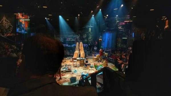 Circle in the Square Theatre, secção: ORCH, fila: E, lugar: 101