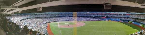 Rogers Centre, secção: 209L, fila: 13, lugar: 105