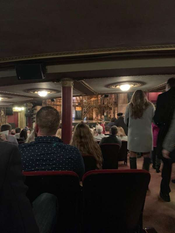 CIBC Theatre, secção: Orchestra L, fila: Z, lugar: 5