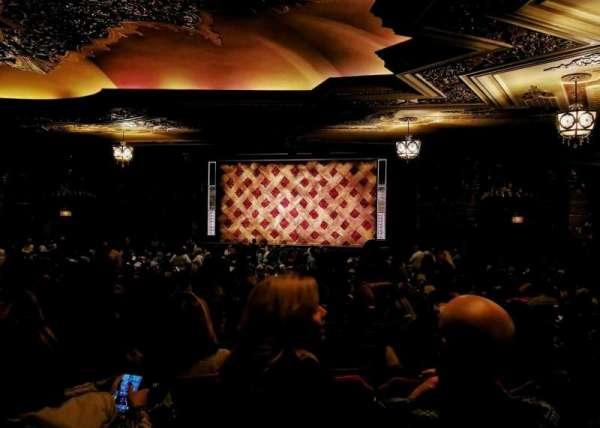Ohio Theatre (Columbus), secção: Orch 2, fila: BB, lugar: 124