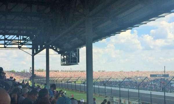 Indianapolis Motor Speedway, secção: C-S12, fila: BB, lugar: 1