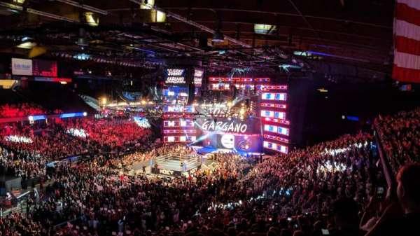 Allstate Arena, secção: 213, fila: O, lugar: 46