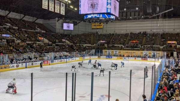UW-Milwaukee Panther Arena, secção: 230, fila: 5, lugar: 11