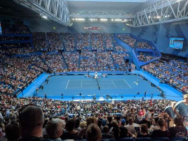 RAC Arena, secção: 306, fila: U, lugar: 6