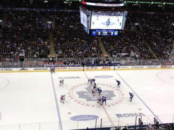 Scotiabank Arena, secção: 310, fila: 9, lugar: 9