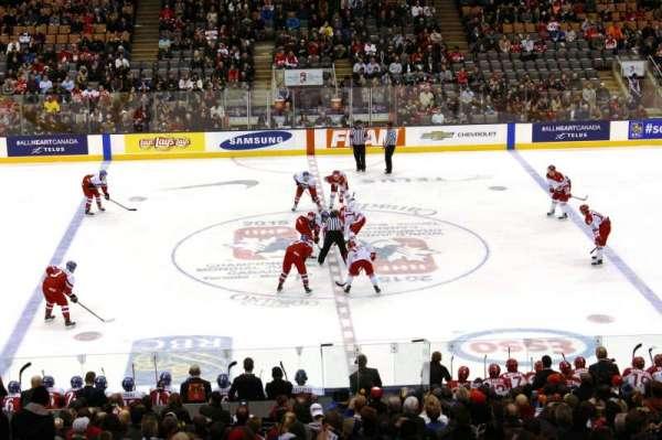 Scotiabank Arena, secção: 119, fila: 27, lugar: 12