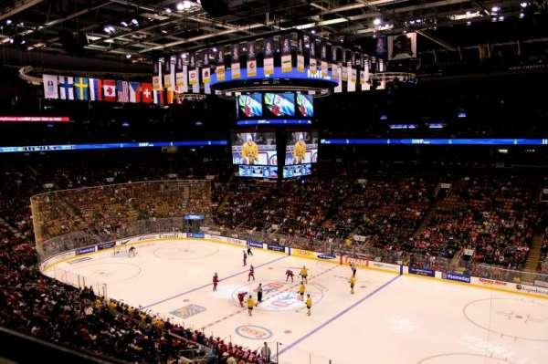 Scotiabank Arena, secção: 319, fila: 1, lugar: 13
