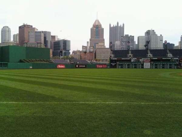 PNC Park, secção: Field